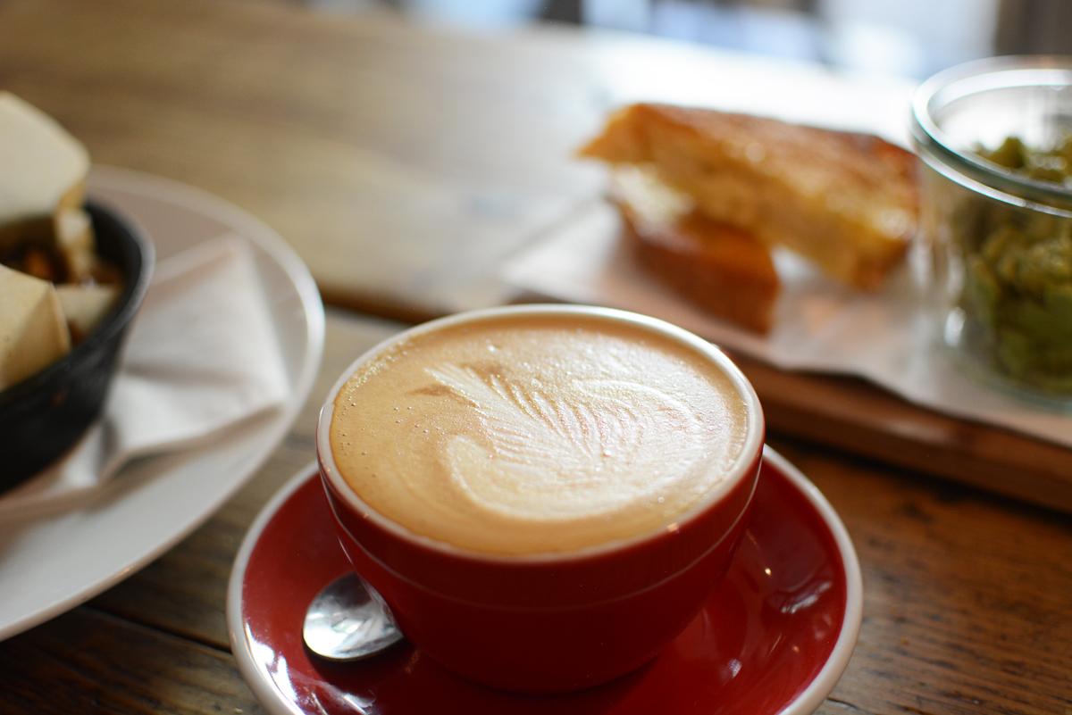Silo Coffee: kaffee | Pixi mit Milch
