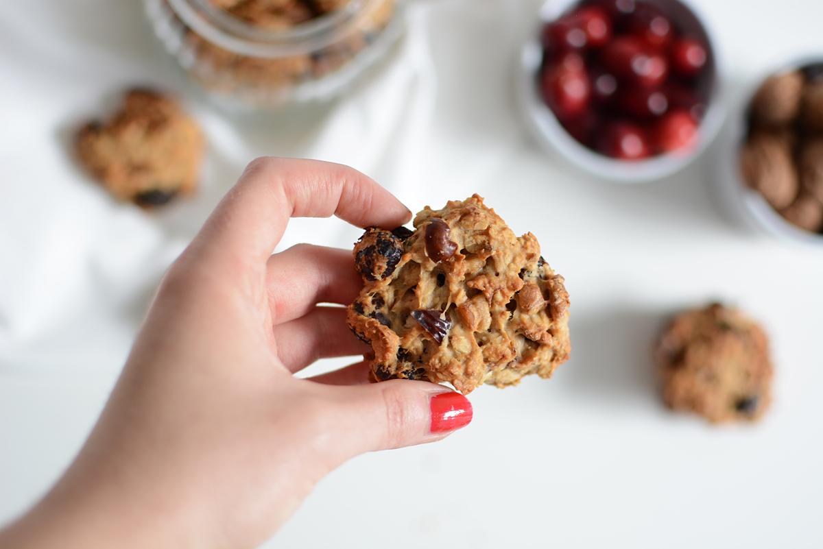 Cranberry-Cookies | Pixi mit Milch