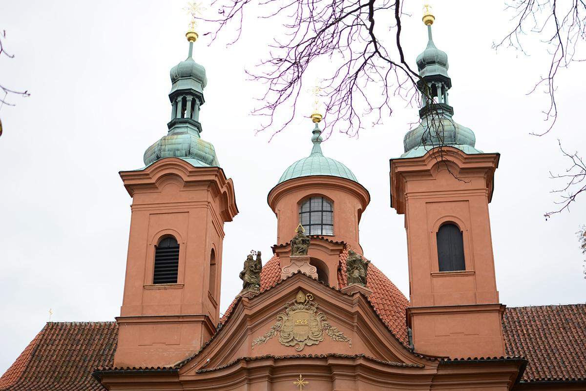 Prag: St. Laurentius | Pixi mit milch