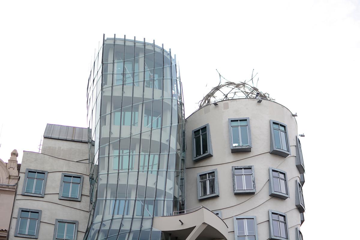 Prag: Tanzendes Haus | Pixi mit milch