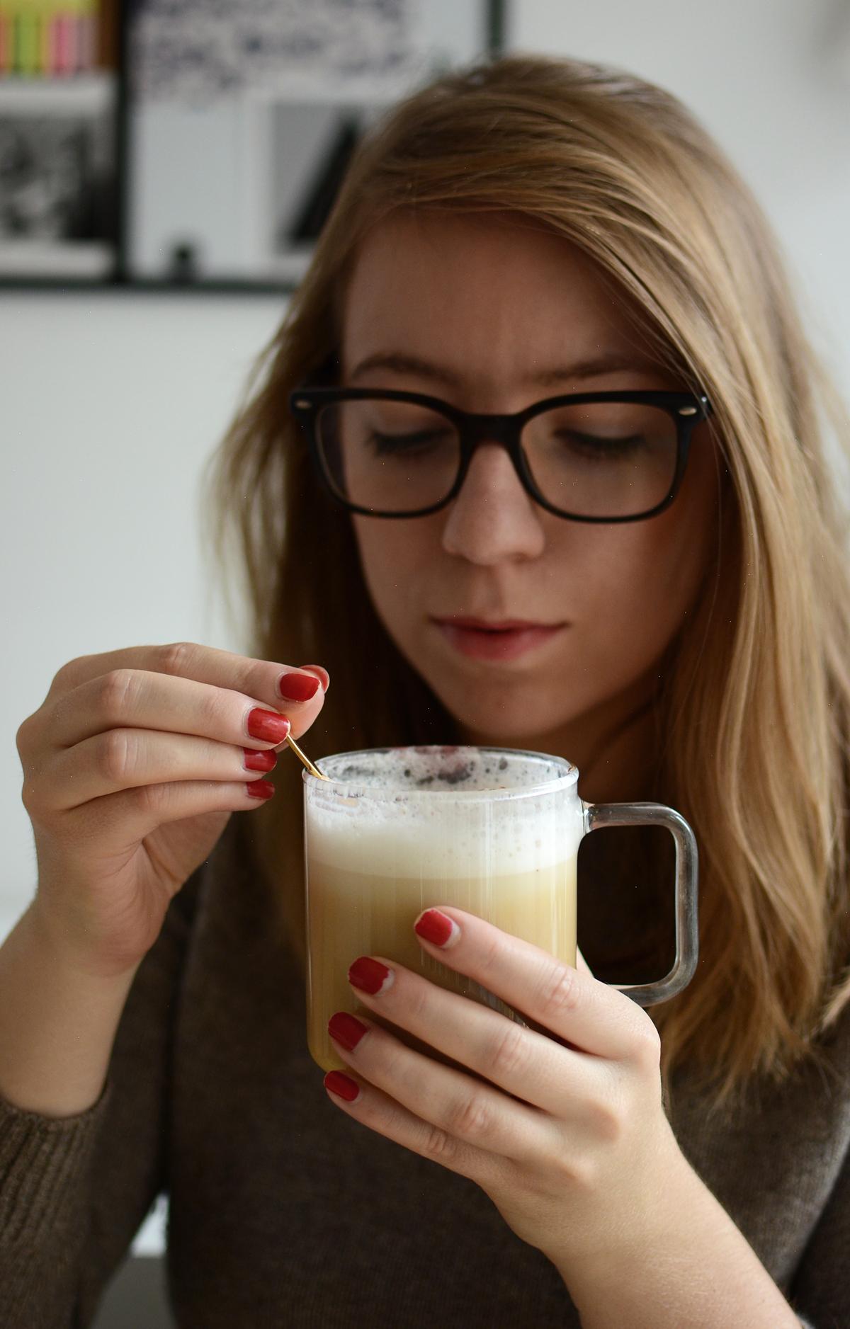 Pumpkin Spice Latte Drink | Pixi mit Milch
