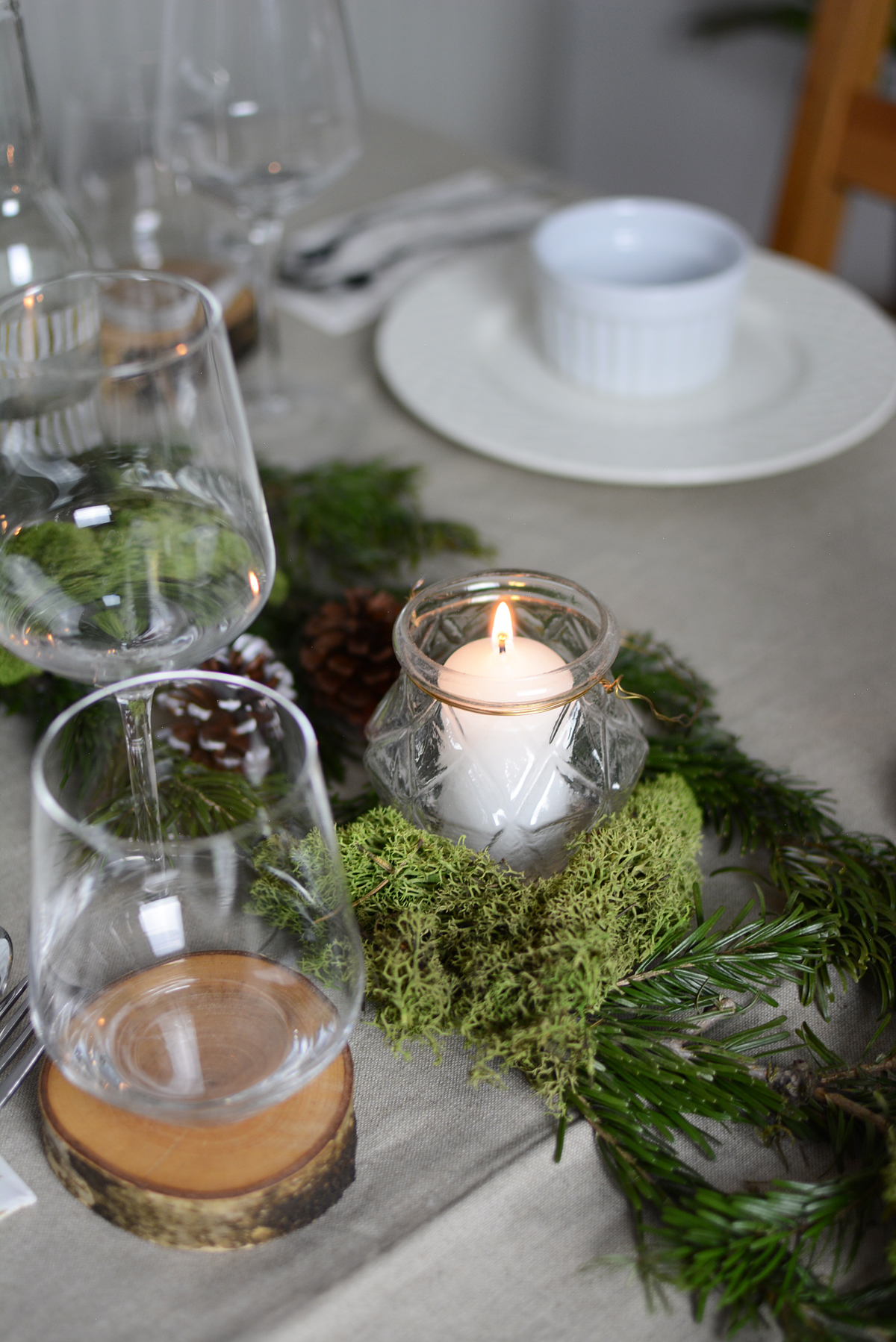 Christmas Table | pixi mit milch