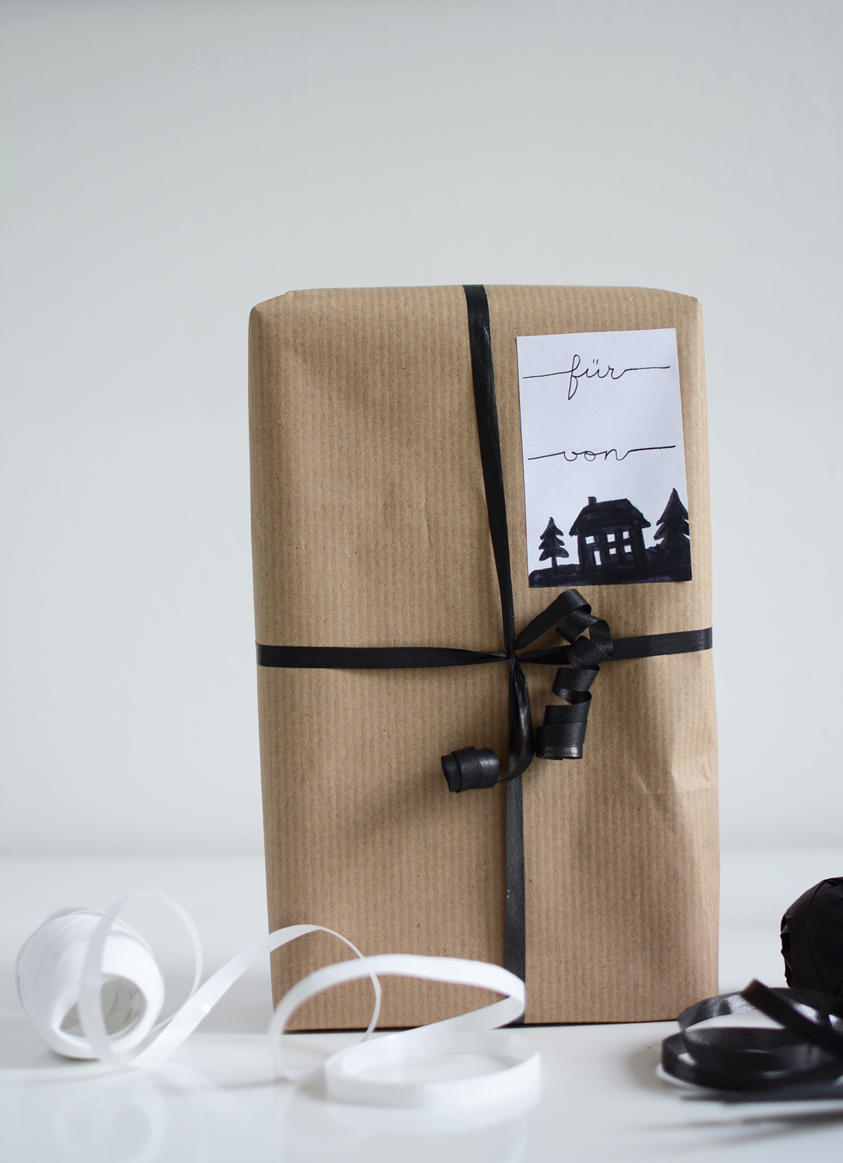 Geschenke-Sticker Selbermachen   Pixi mit Milch