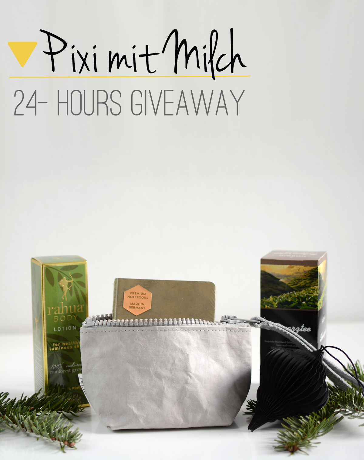 giveaway | pixi mit milch
