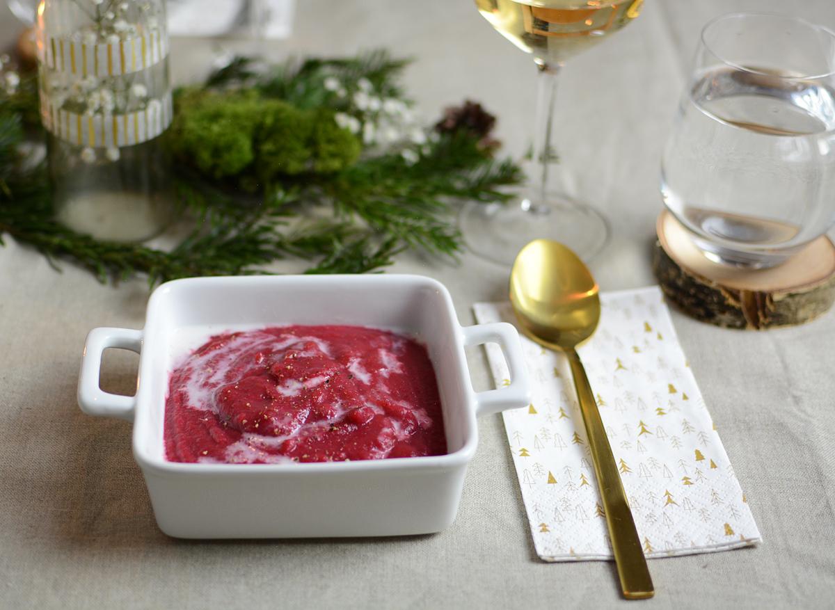 Rezept: Kartoffel-Rüben-Suppe |Pixi mit Milch