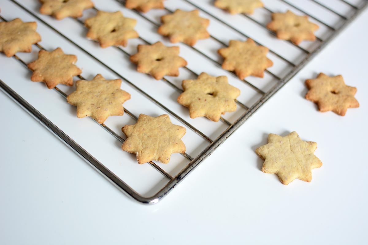 Marzipan-Kekse | Pixi mit milch