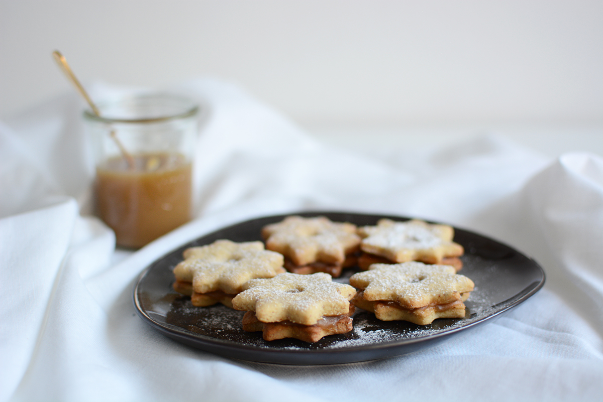 Rezept: Rosen-Curd-Kekse | pixi mit milch