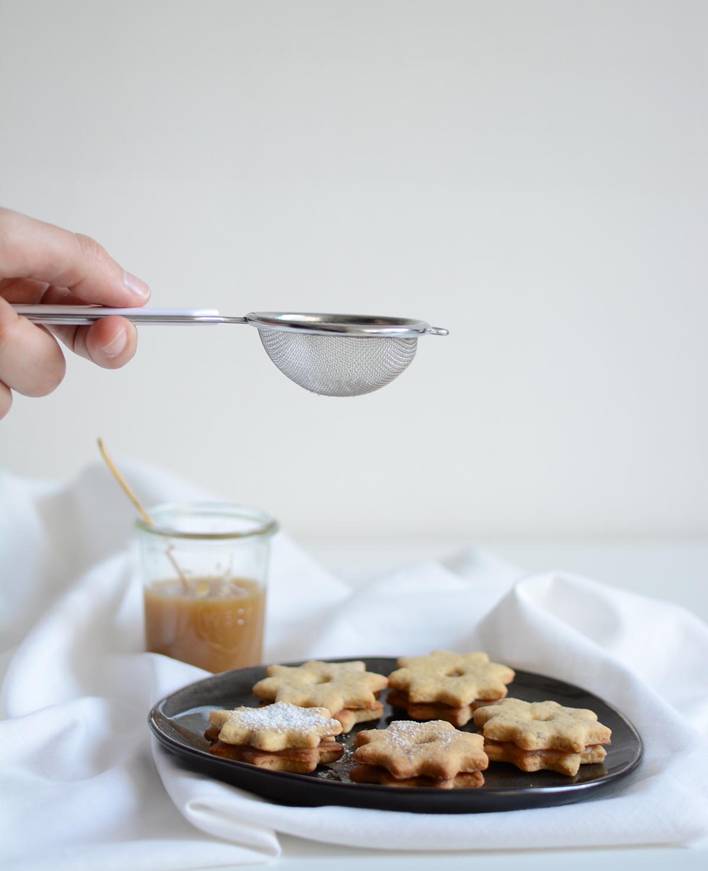 Rosen-Curd-Kekse | Pixi mit milch