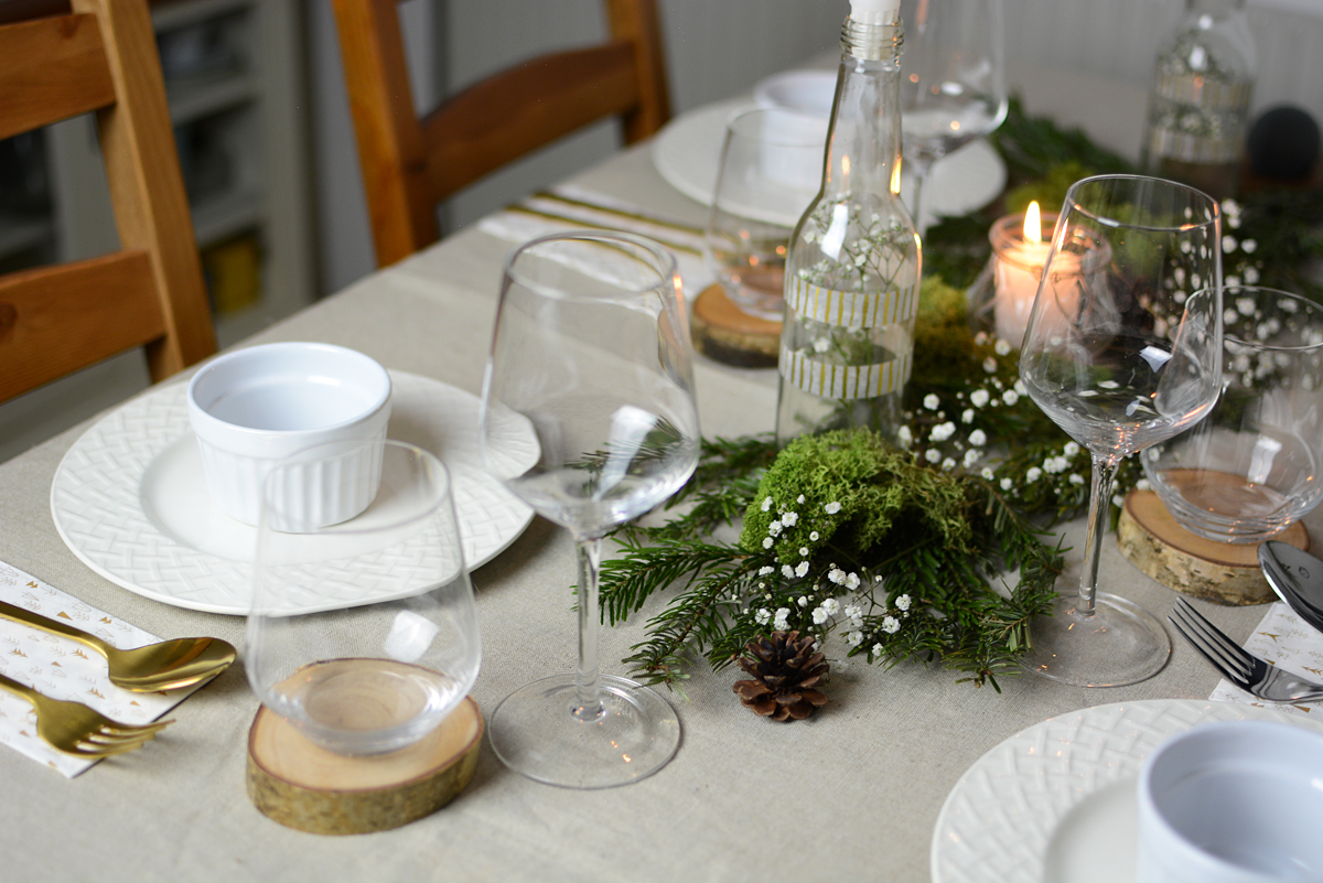 Table Decoration | Pixi mit Milch