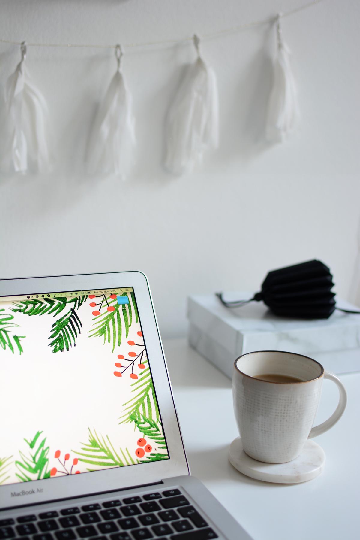 Wallpaper-Dezember | Pixi mit Milch
