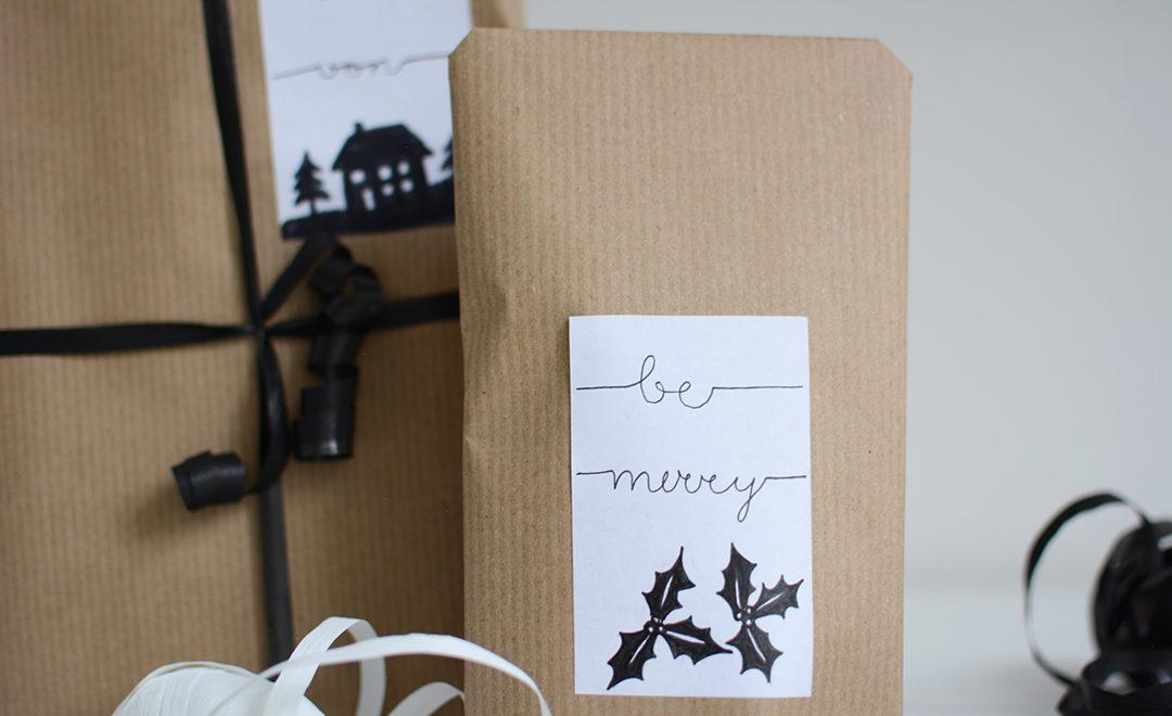 DIY: Geschenke-Sticker (plus Download) - Pixi mit Milch
