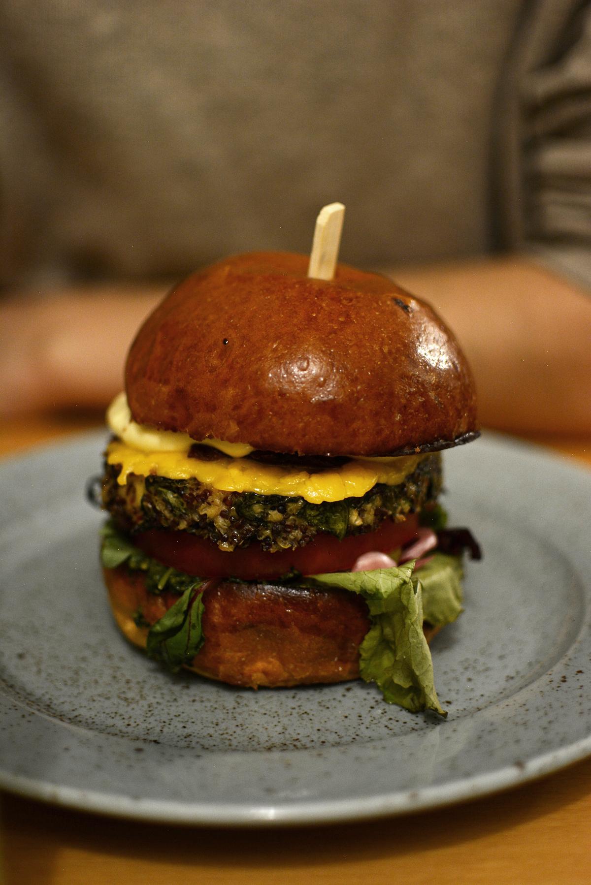 Estrella: Burger |Pixi mit Milch
