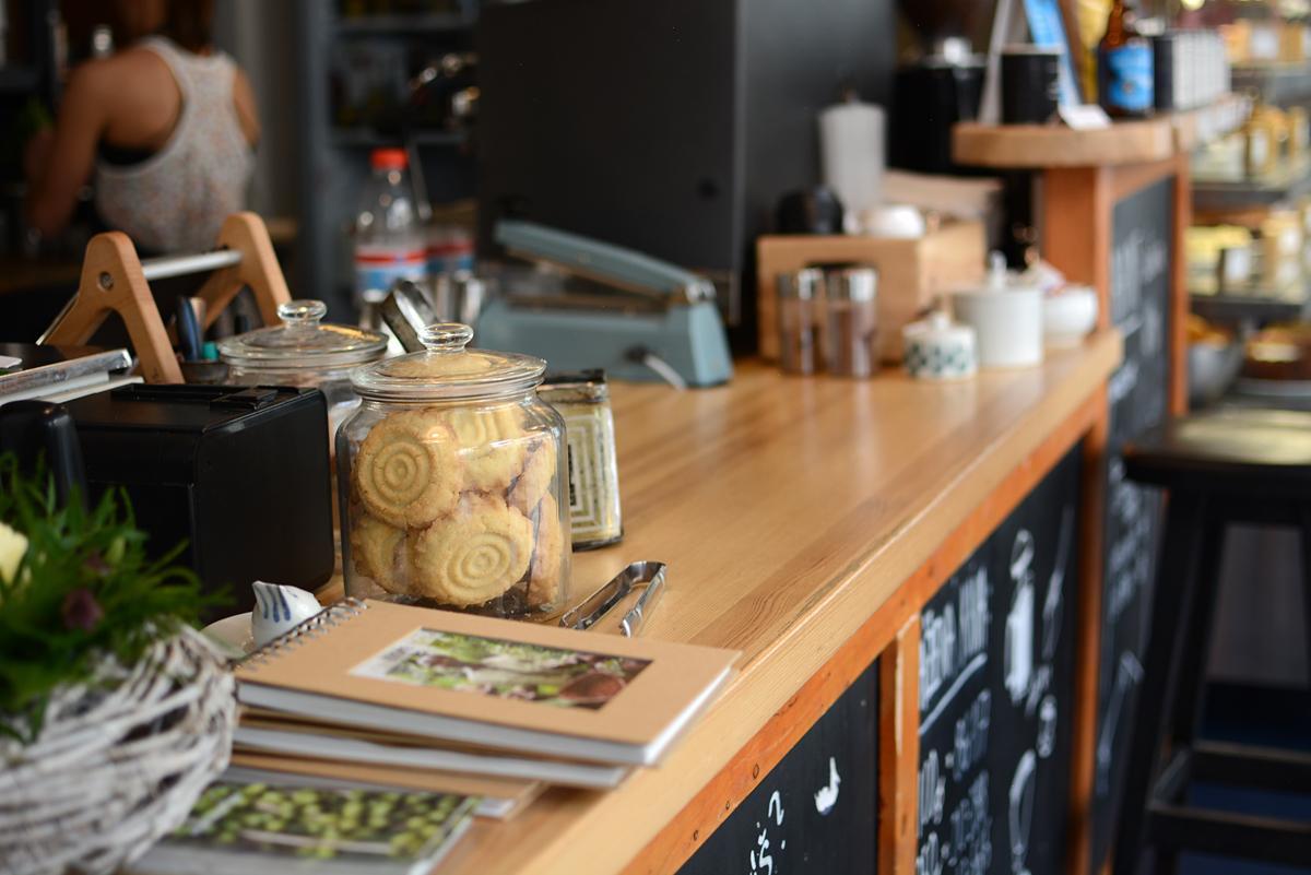 Mamacoffee Prag: Kuchen |Pixi mit Milch