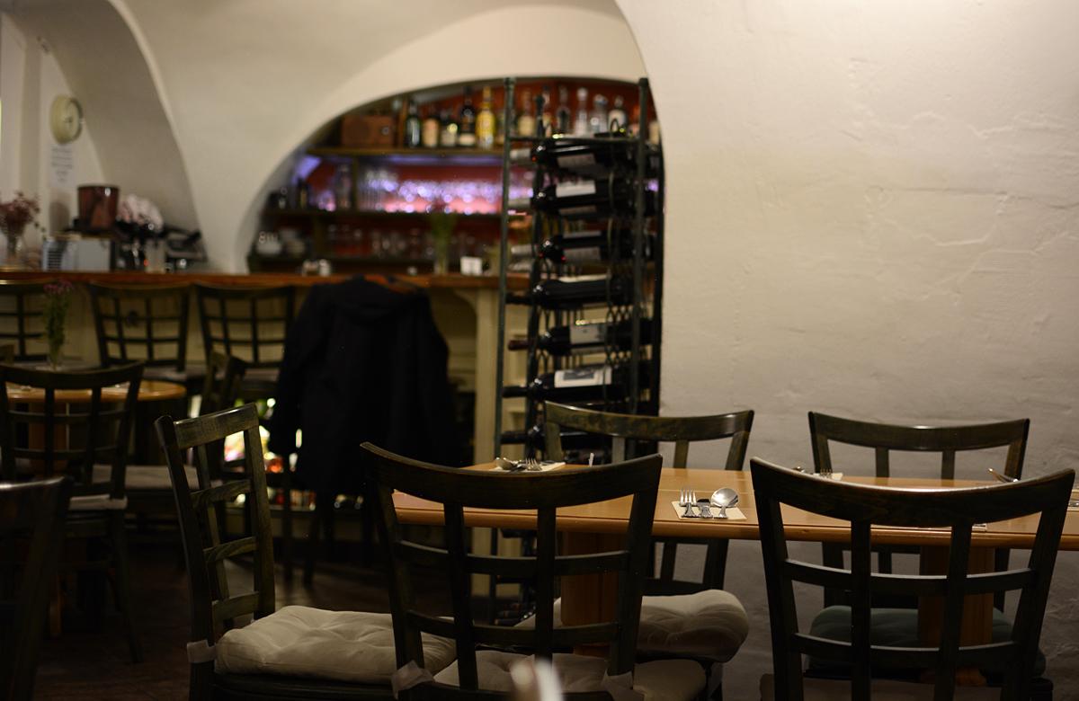 Restaurant Estrella: Prag | pixi mit milch