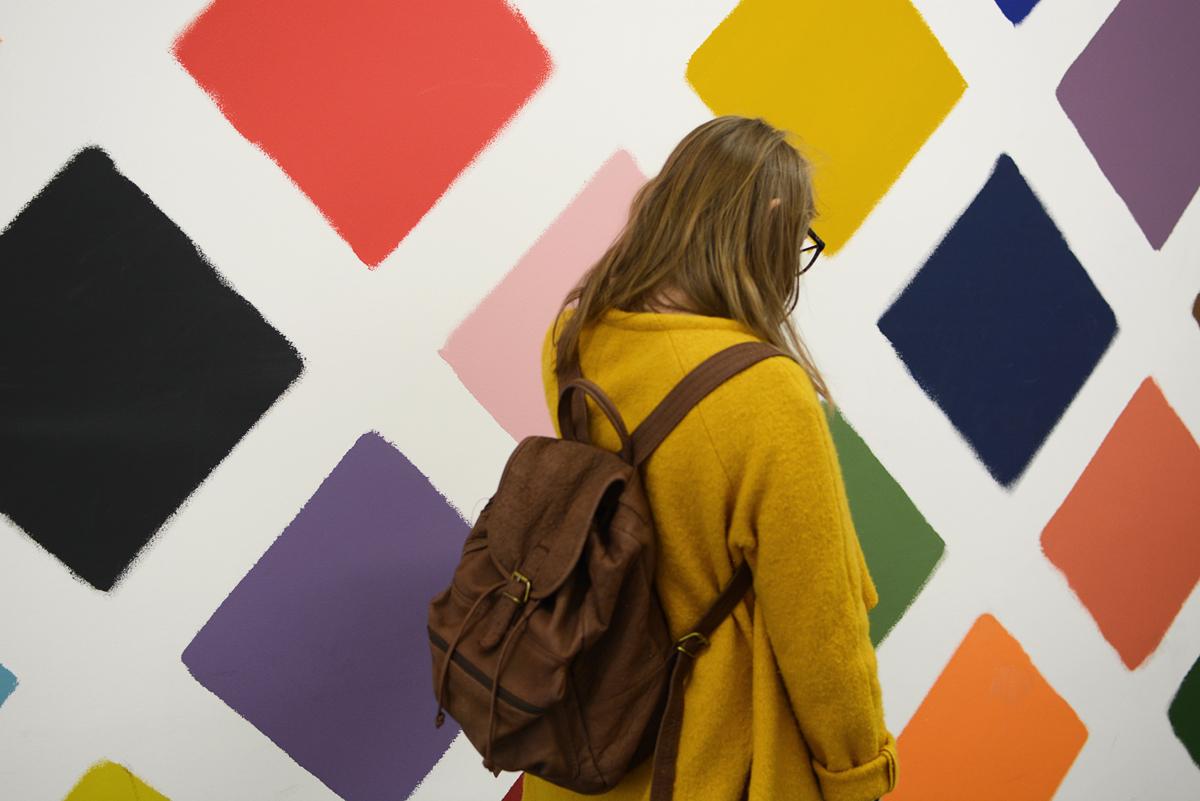 Kunsthalle in Zürich |Pixi mit Milch
