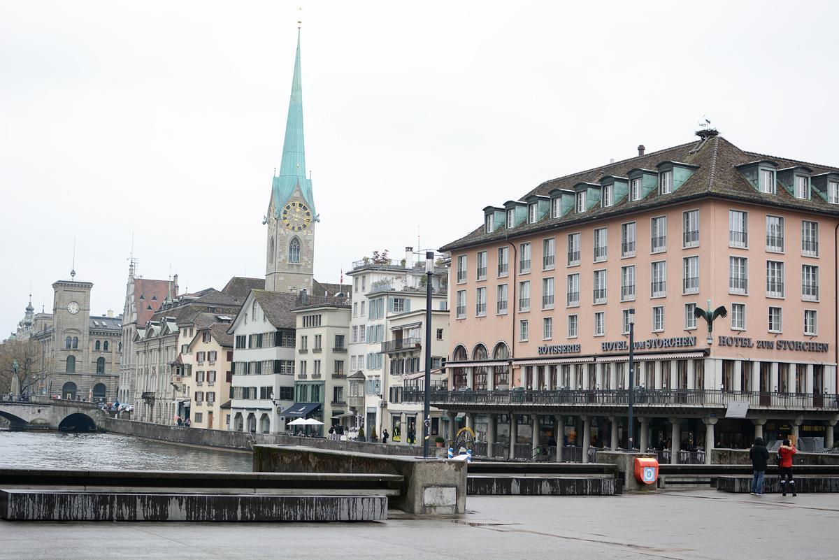 Stadt Zürich | Pixi mit Milch