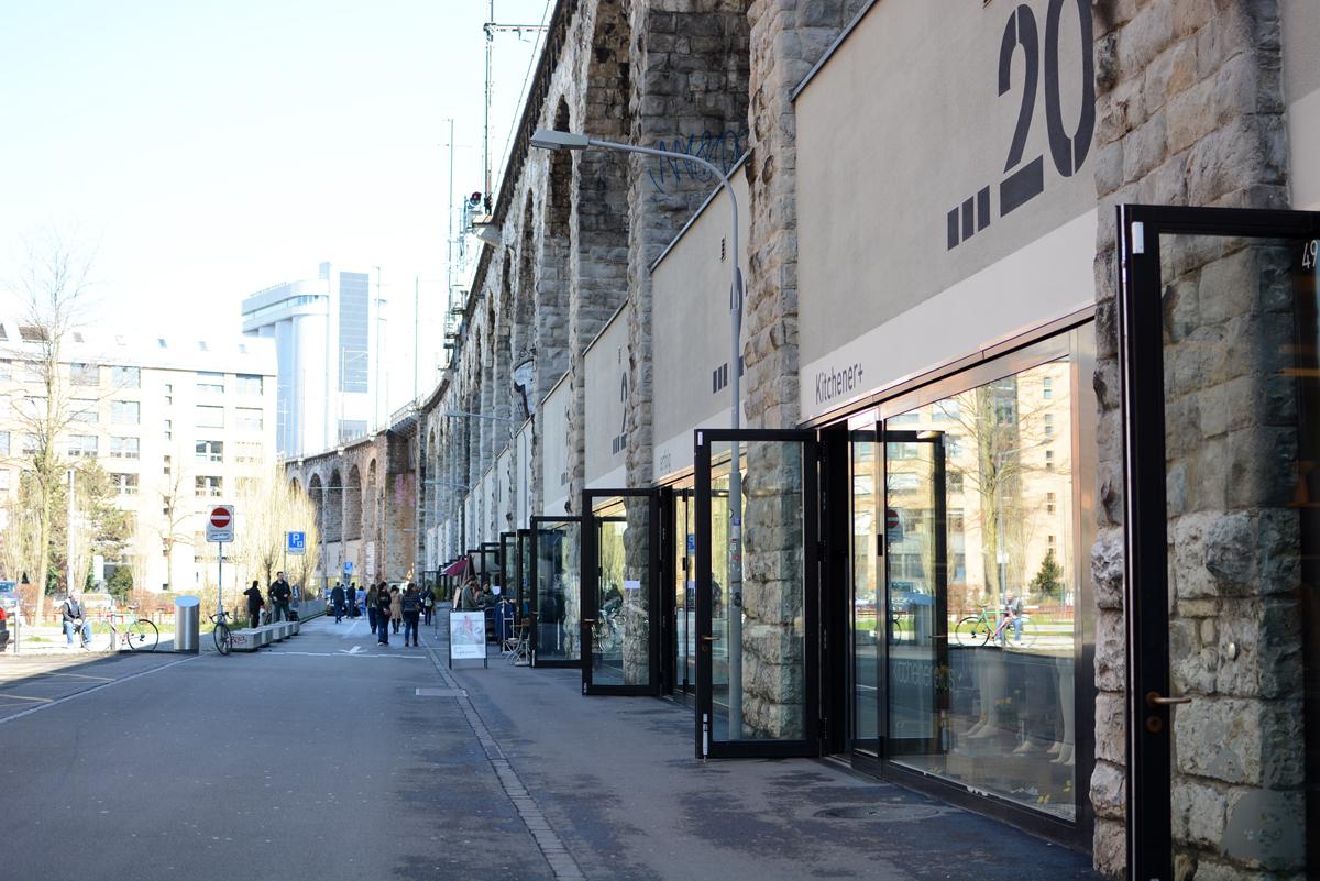 Zürich Shopping |Pixi mit Milch