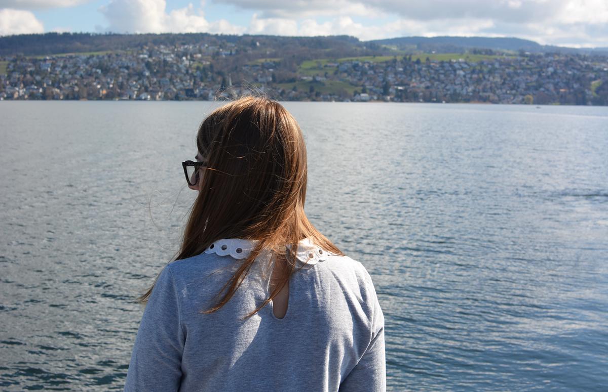 Zürichsee |Pixi mit Milch