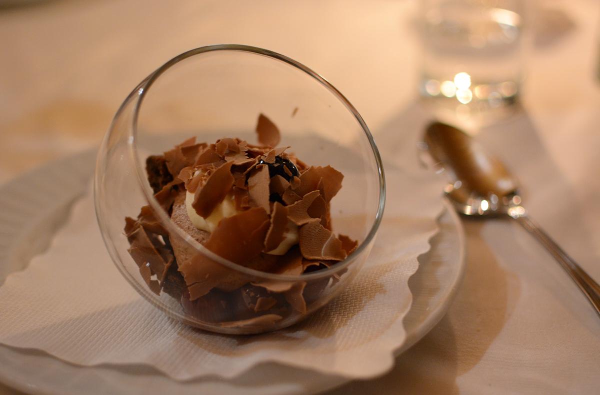 Almesberger Dessert | Pixi mit Milch