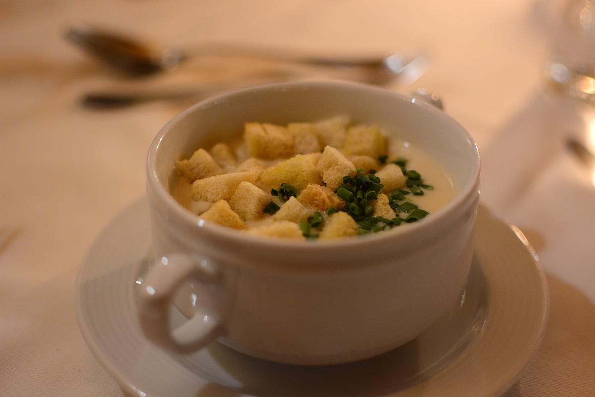 Almesberger Suppe | Pixi mit Milch