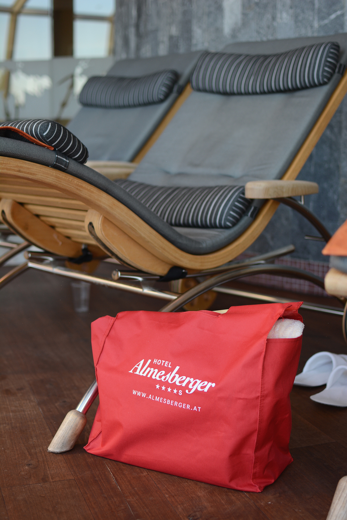 Wellnessurlaub im Almesberger Hotel |Pixi mit Milch