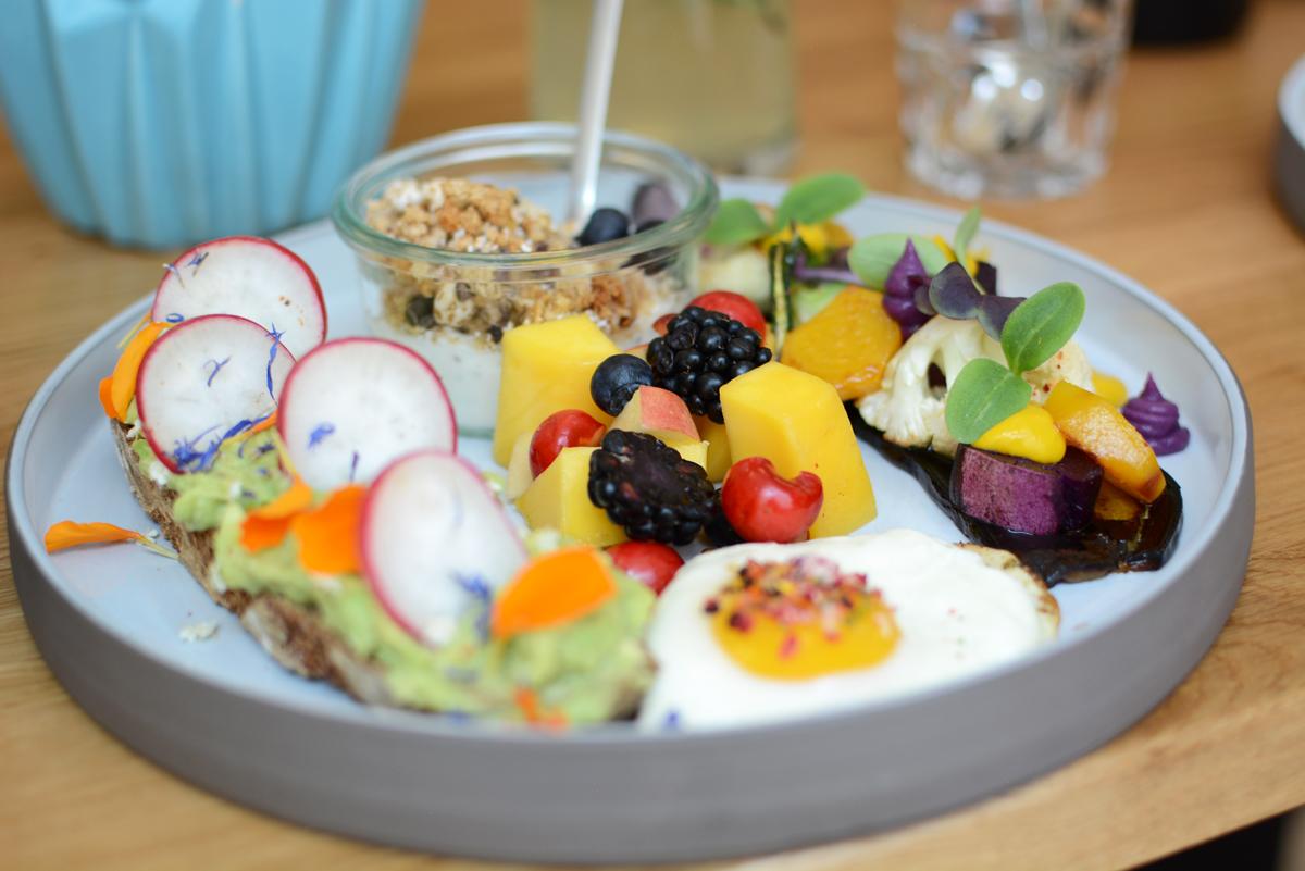 Bits & Bites Frühstück |Pixi mit Milch