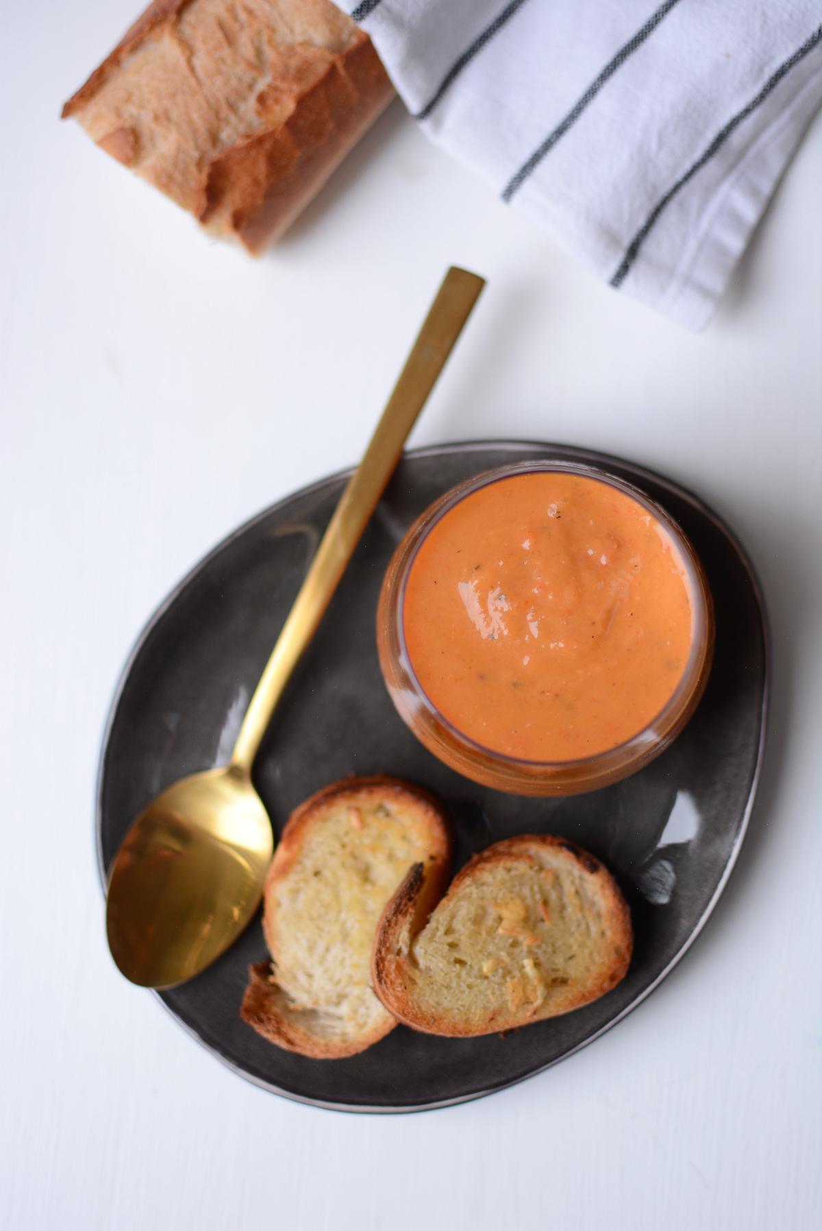 Rezept: Gazpacho | Pixi mit Milch