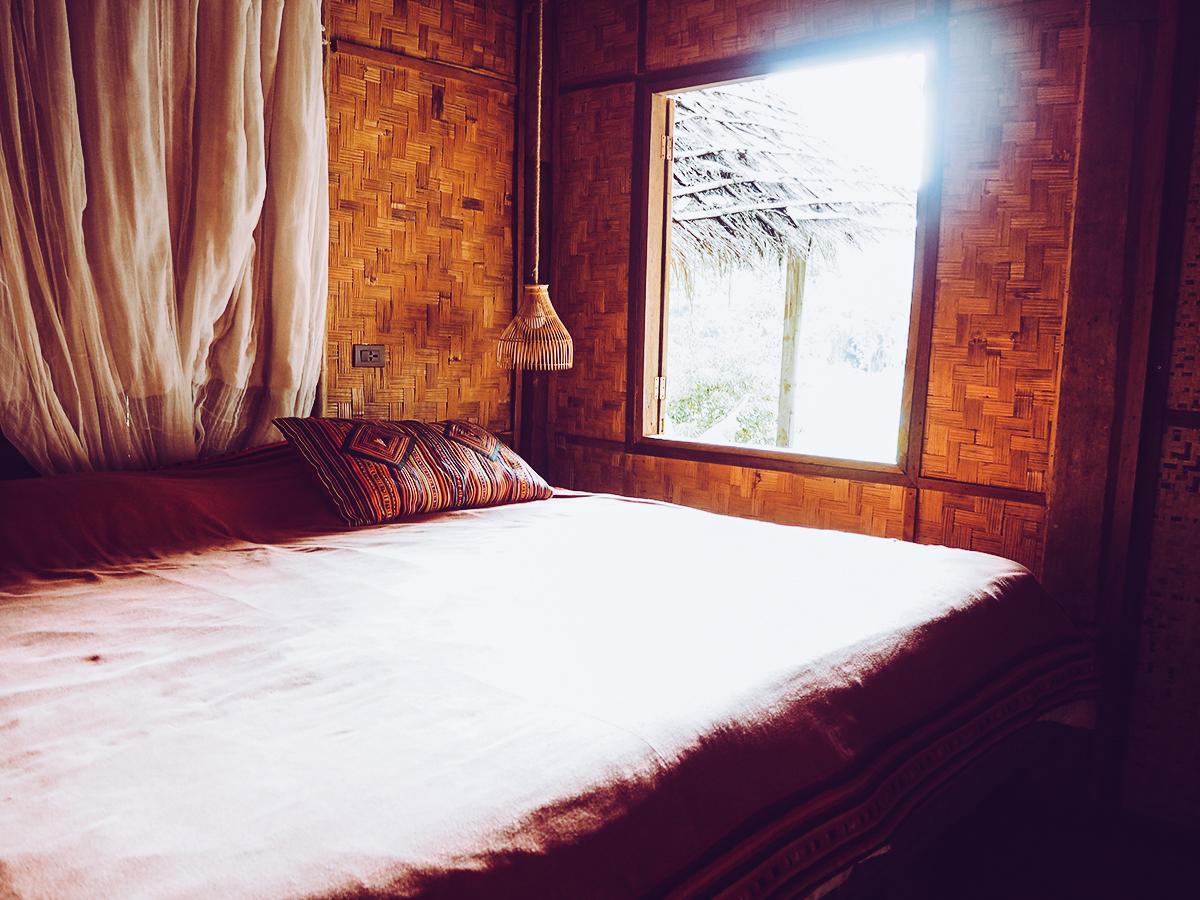 Lisu Lodge in Chiang Mai | Pixi mit Milch