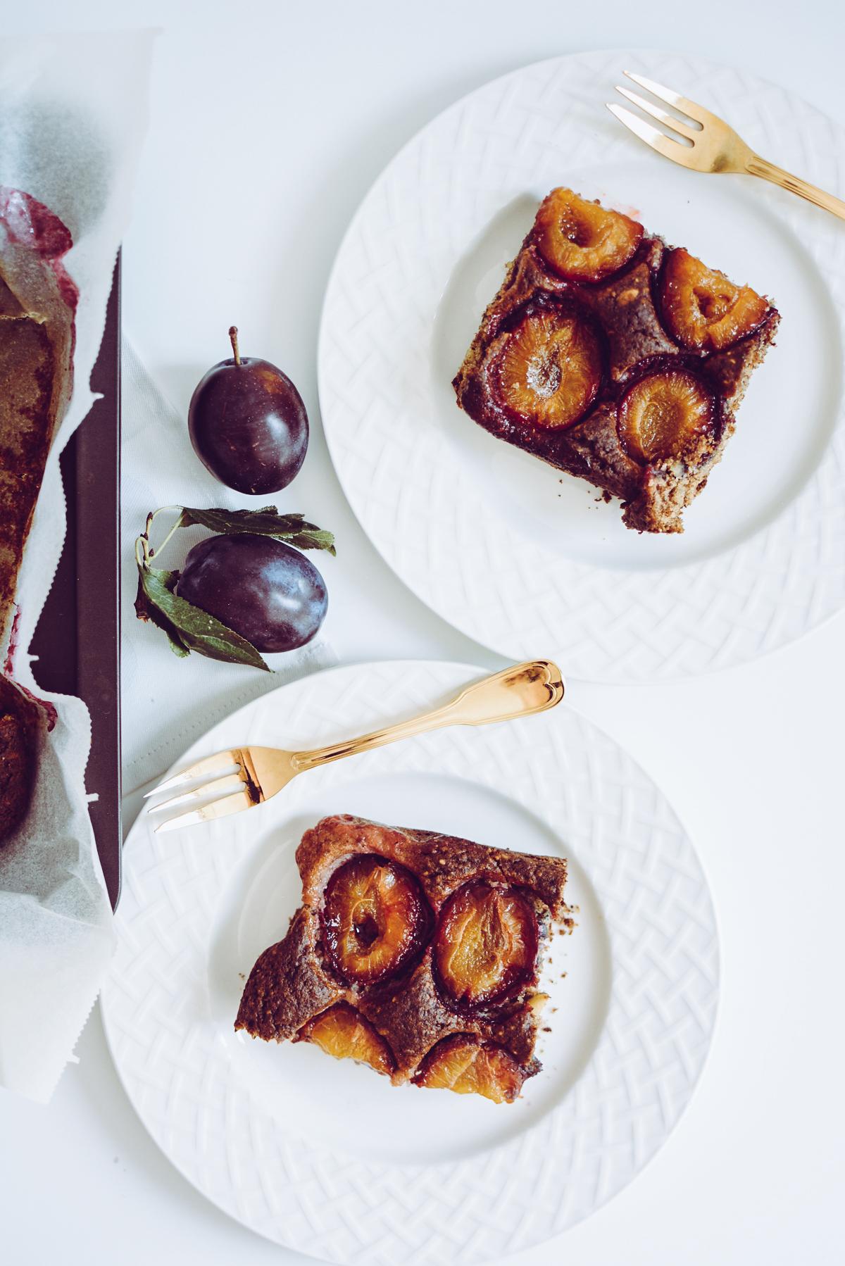 Rezept: Zwetschgenkuchen | Pixi mit Milch