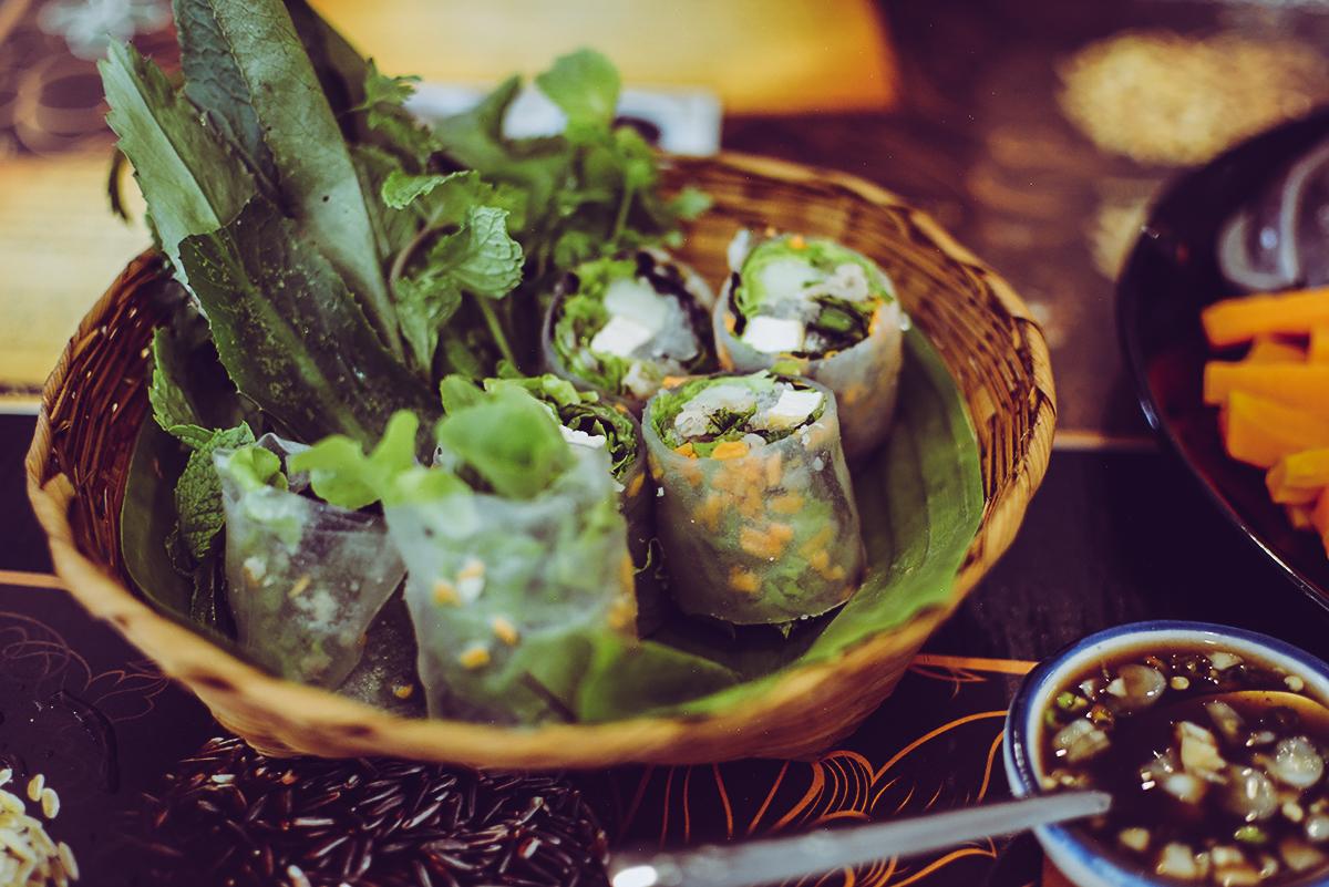Khunchurn: Summer Rolls | Pixi mit Milch