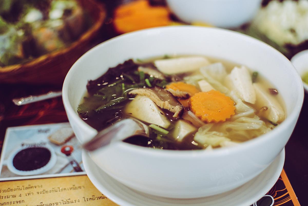 Khunchurn: Suppe | Pixi mit Milch