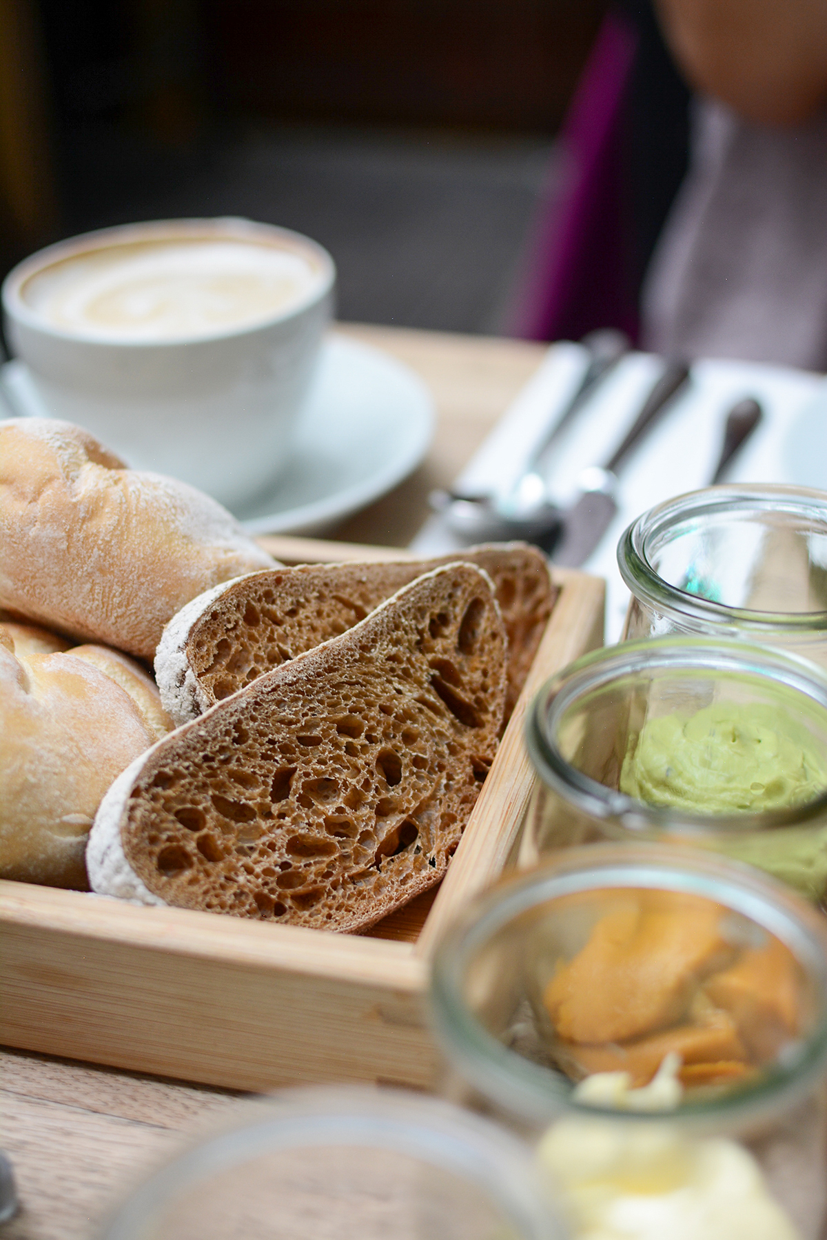 Tian Frühstück | Pixi mit Milch