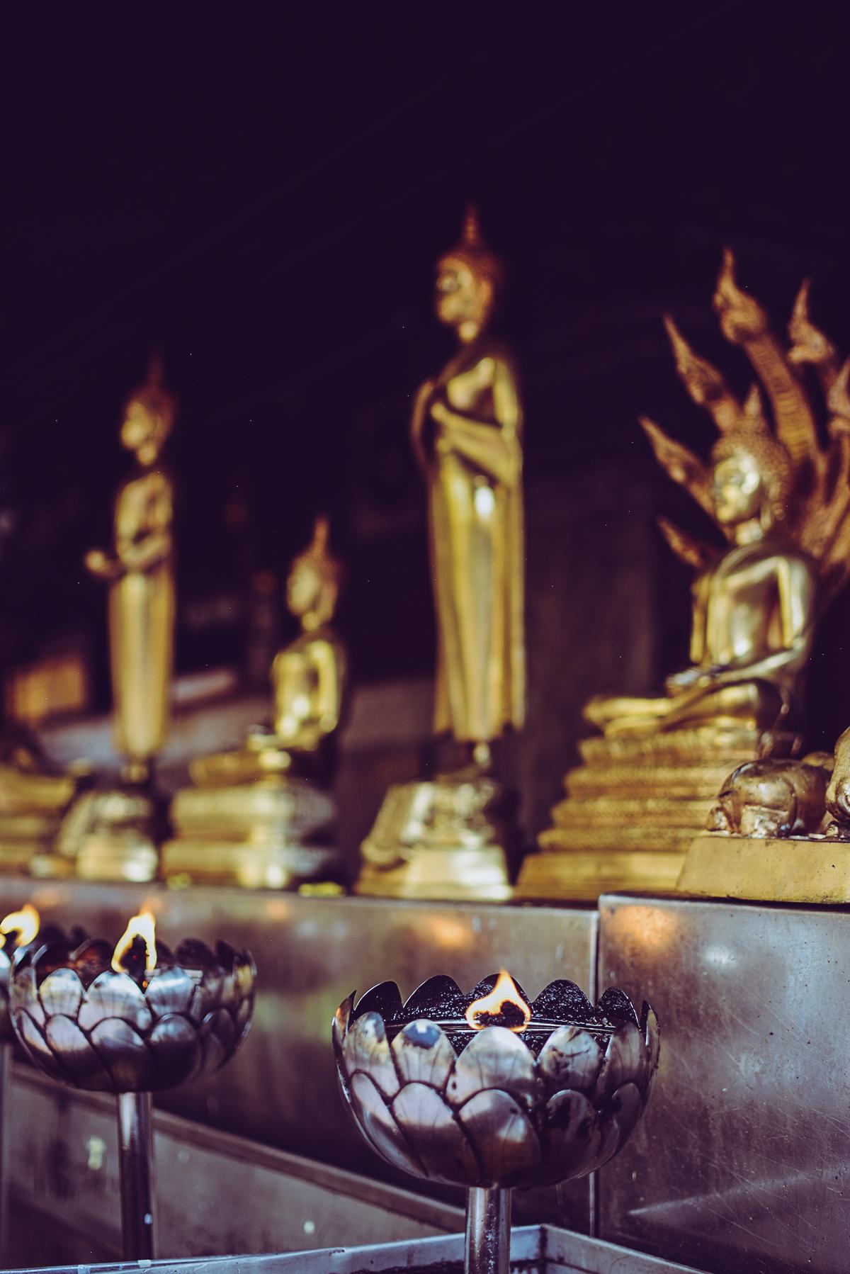 Wat Phra That Doi Suthep |Pixi mit Milch