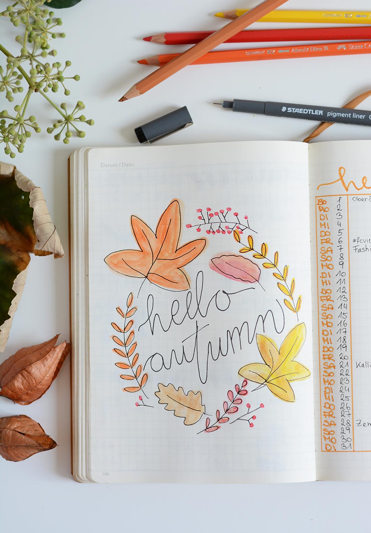Bullet Journaling Tipps | Pixi mit Milch