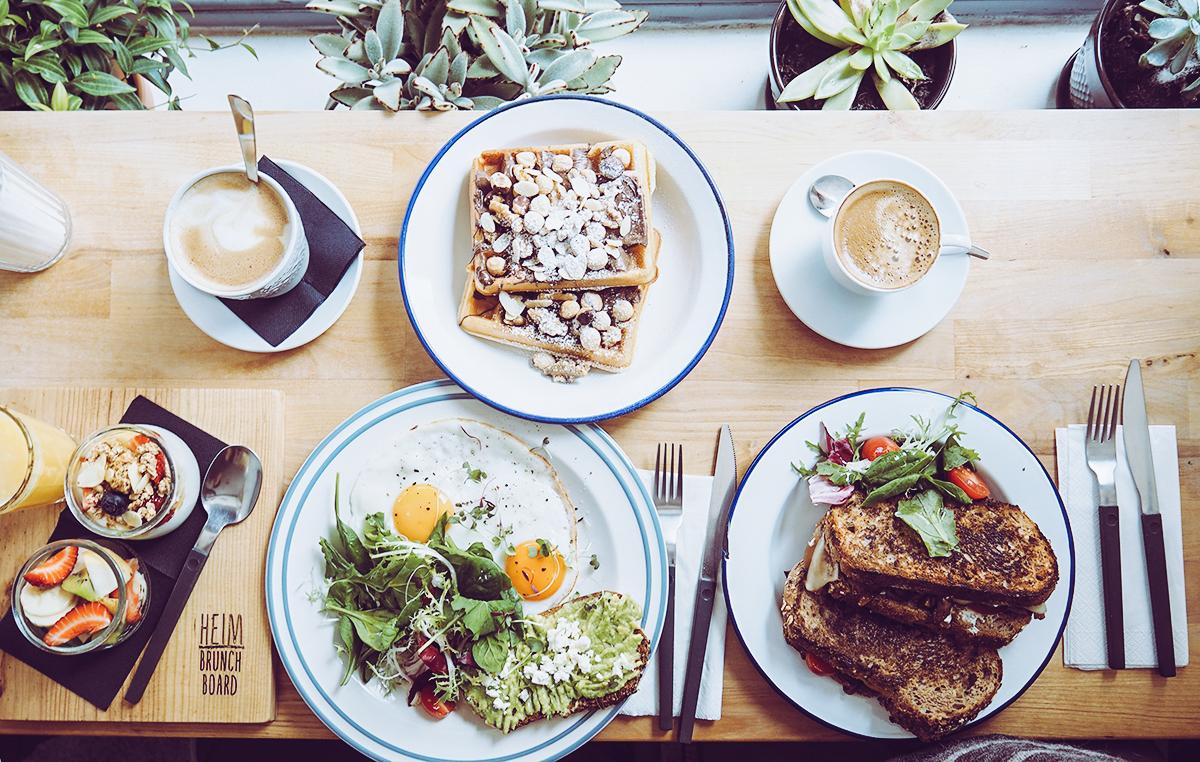 Heim Cafe Lissabon Frühstück |Pixi mit Milch