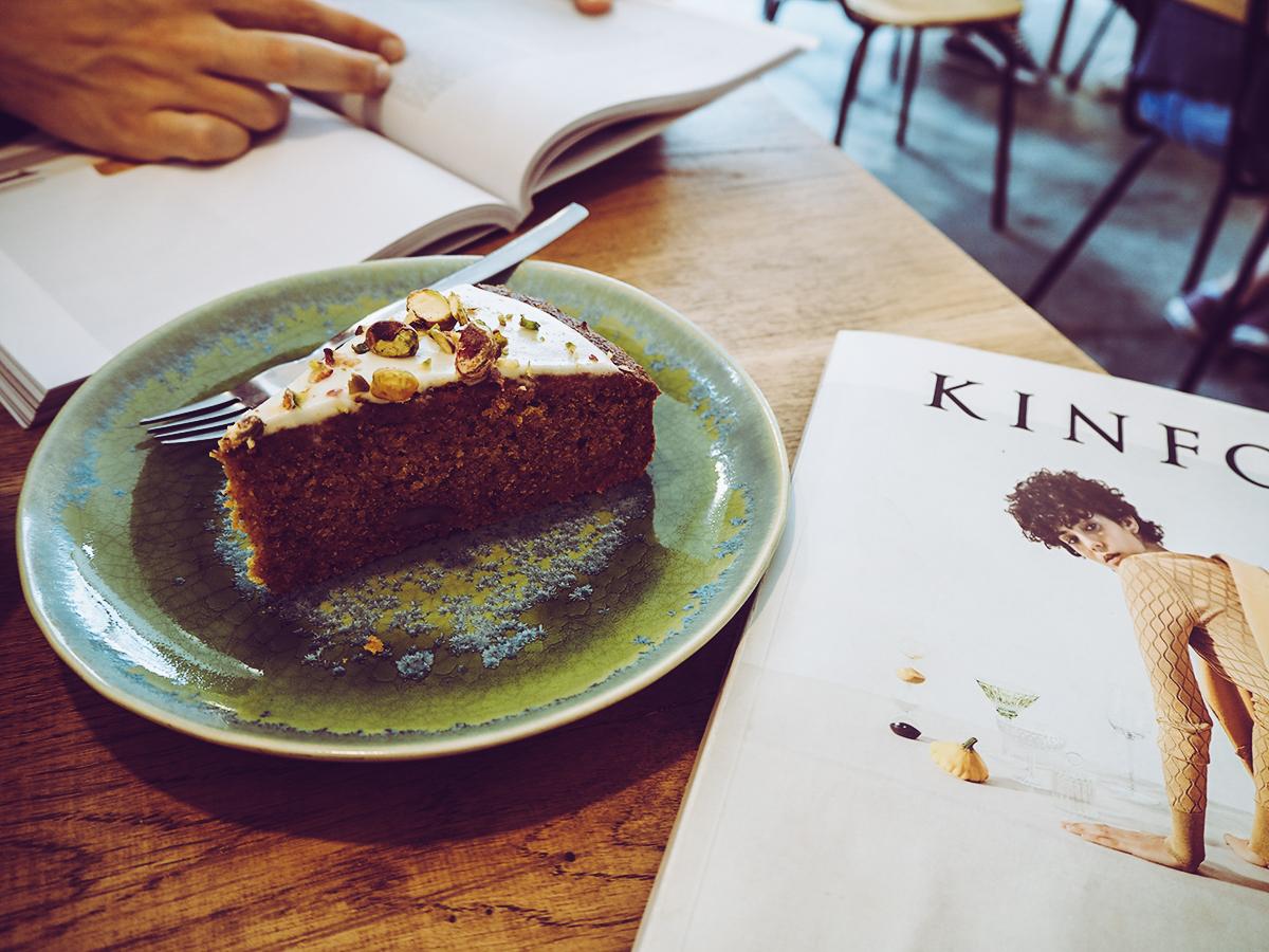 Hello, Kristof Kuchen |Pixi mit Milch