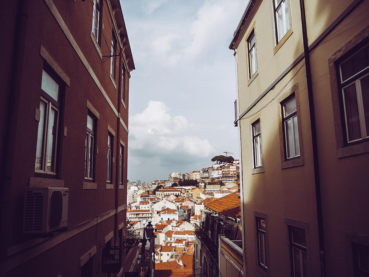 Lissabon |Pixi mit Milch