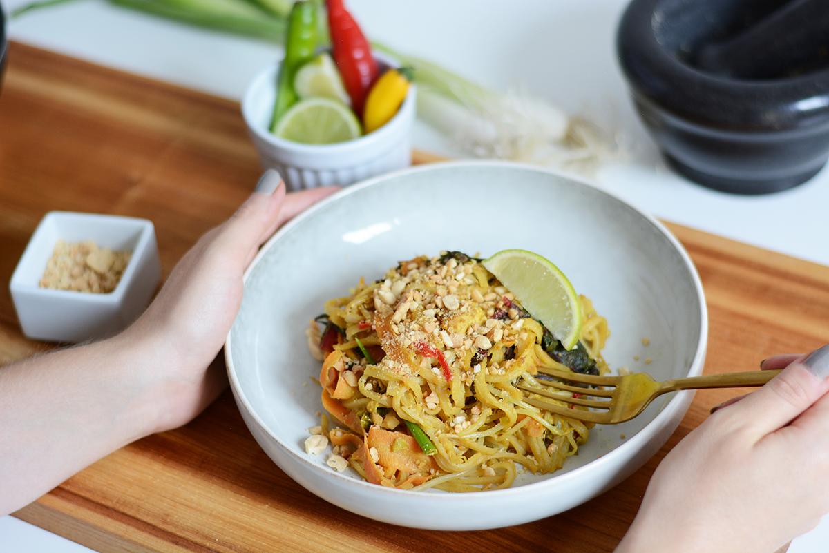 Rezept: Pad Thai | Pixi mit Milch