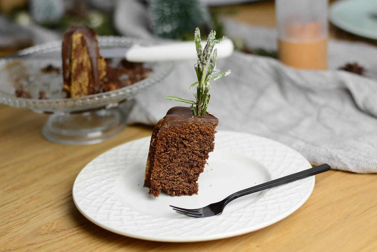 veganer Glühwein-Gugelhupf | Pixi mit Milch
