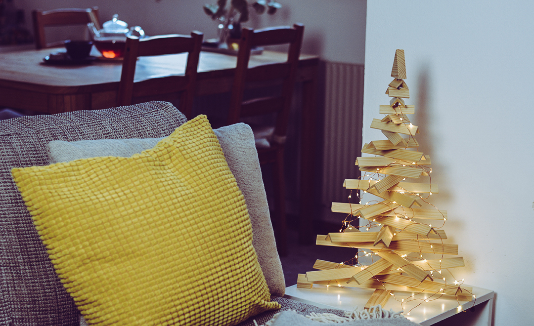 Interior tipp gewinnspiel nachhaltiger weihnachtsbaum - Design weihnachtsbaum ...
