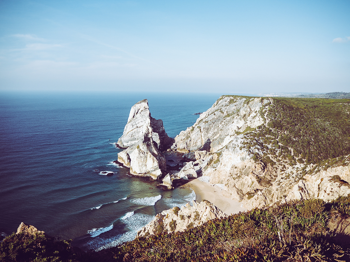 Cabo da Roca |Pixi mit Milch