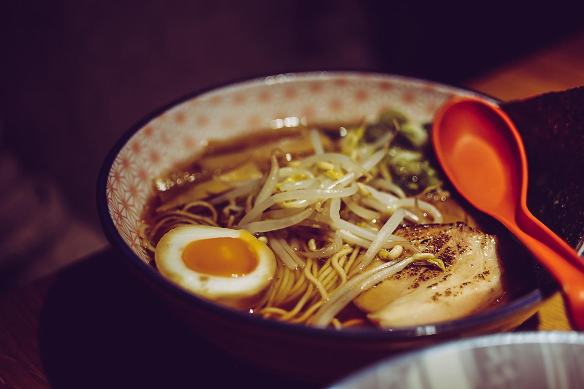 Karma Ramen: Tokyo Ramen | Pixi mit Milch