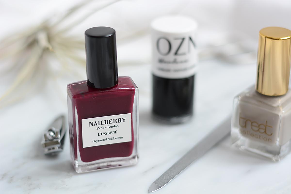 Nailberry Nagellack | Pixi mit Milch