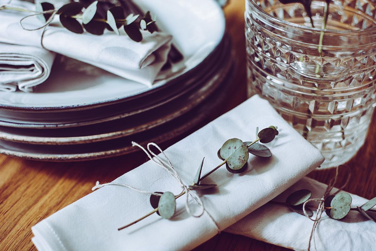 Sommer-Tischdeko | Pixi mit Milch