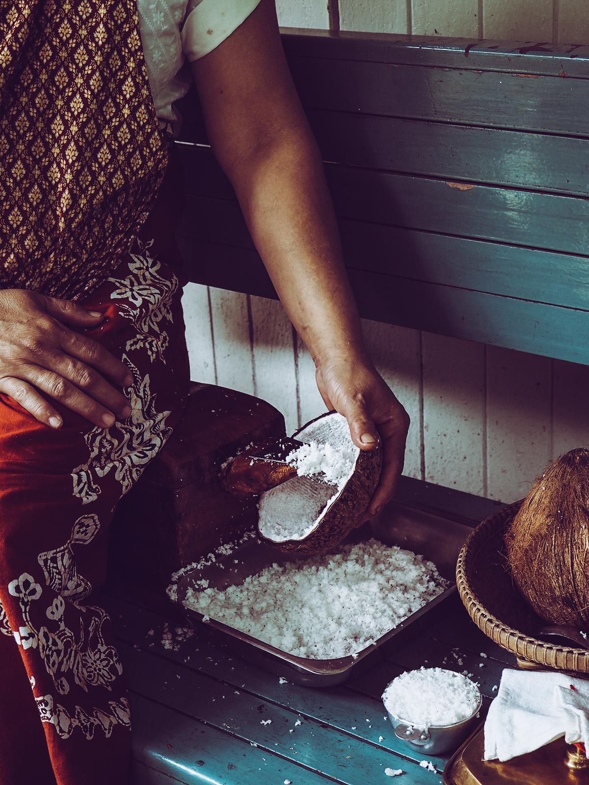 Amita Thai Cooking Class - Kokosmilch |Pixi mit Milch