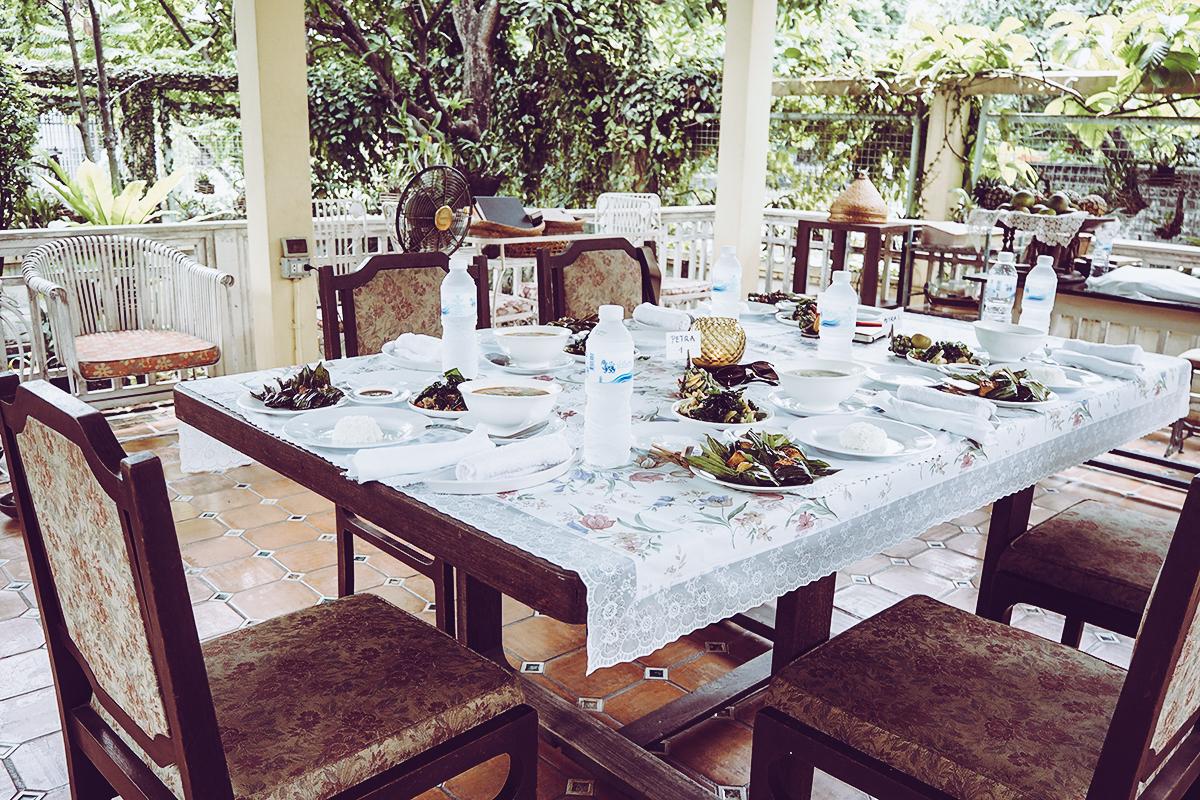 Amita Thai Cooking Class Bangkok | Pixi mit Milch