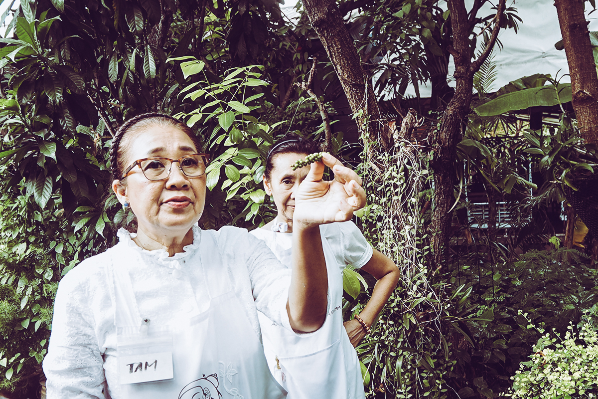 Amita Thai Cooking Class - Tam |Pixi mit Milch
