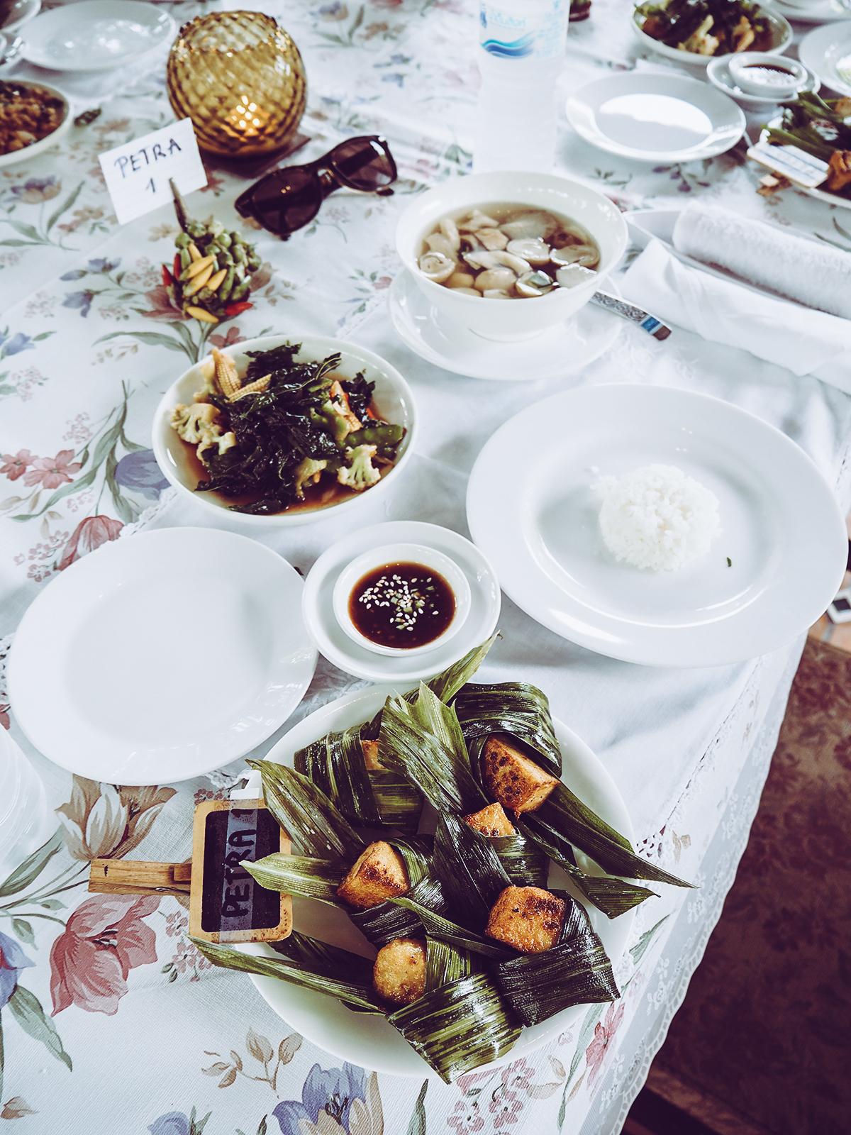 Amita Thai Cooking Class |Pixi mit Milch