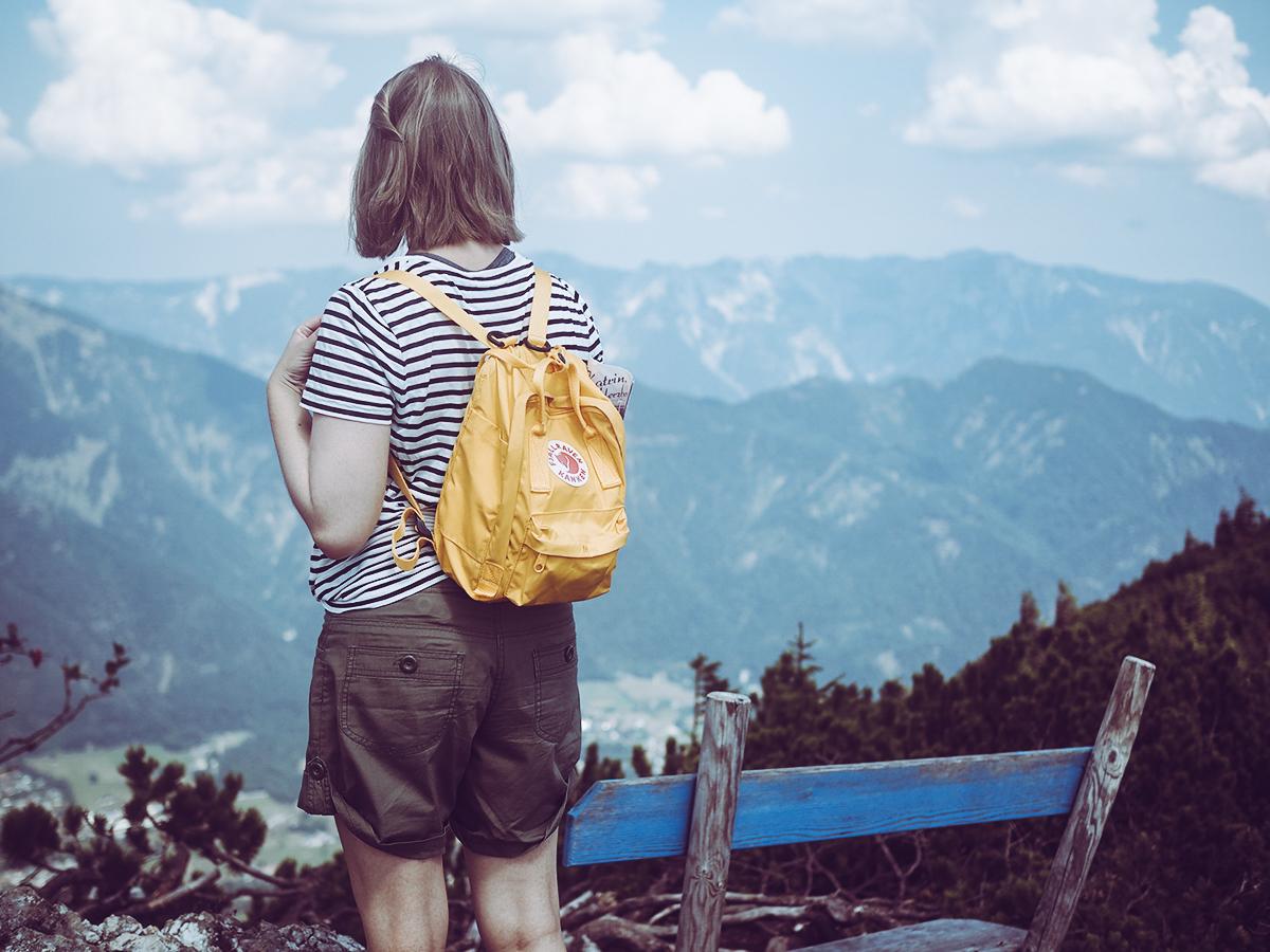 Katrin Bad Ischl Berg |Pixi mit Milch