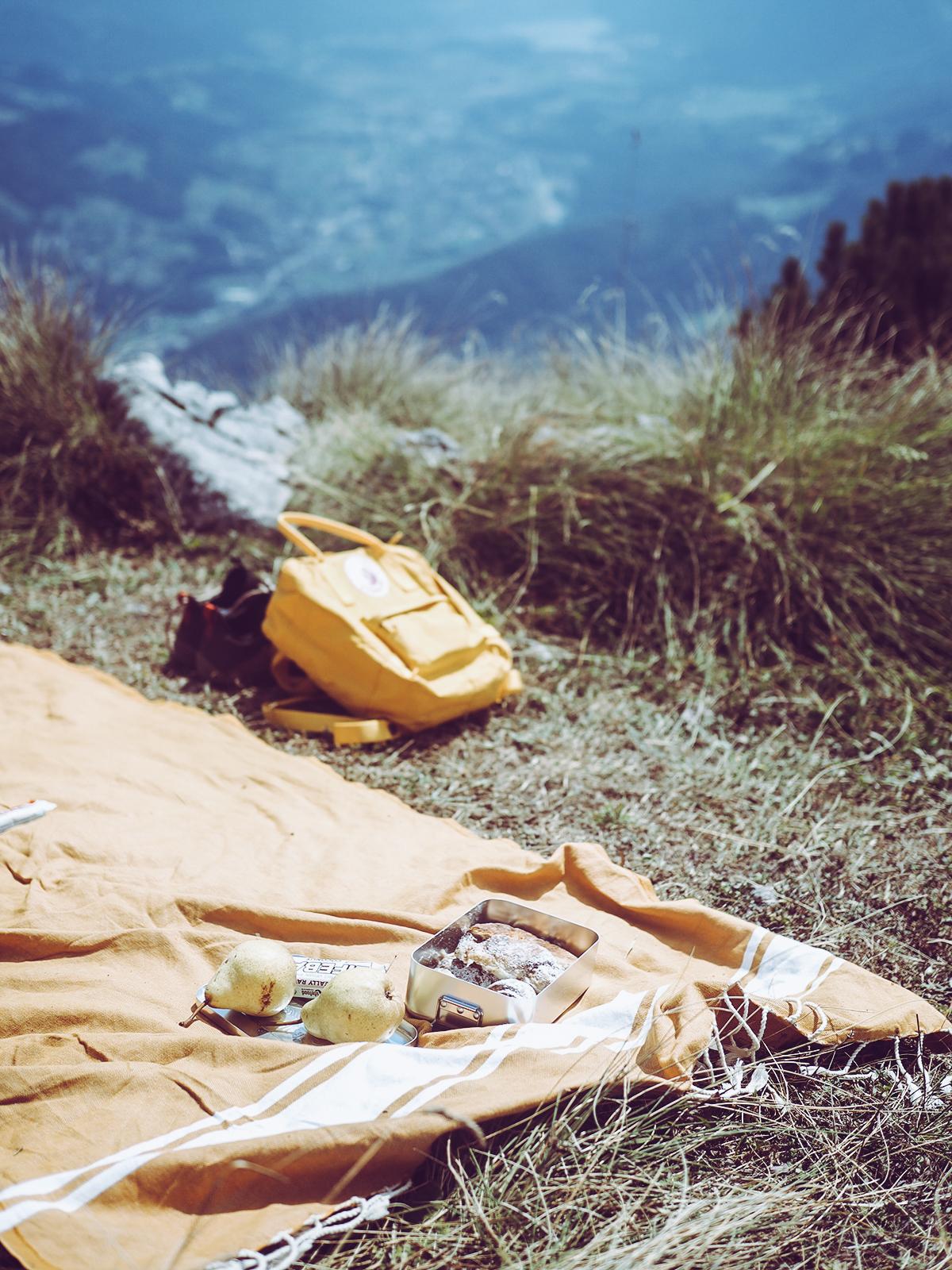 Katrin: Picknick am Berg |Pixi mit Milch